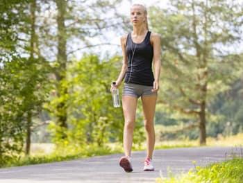 passeggiata aerobica