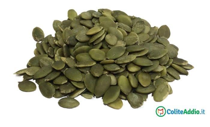 semi di zucca e prostata
