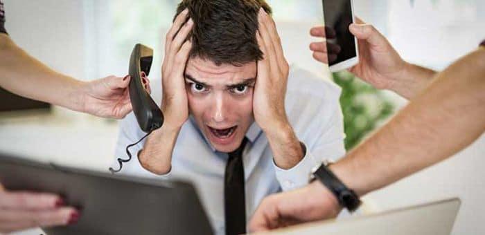 stress e colite