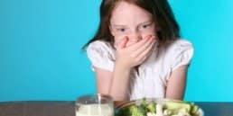 bambina con vomito e diarrea