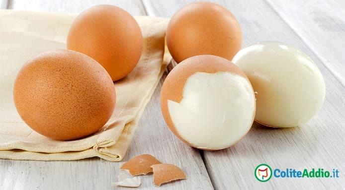 uova e colite