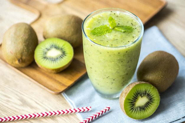 smoothies al kiwi