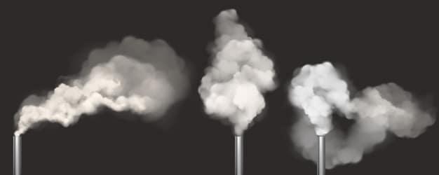 gas di ciminiere