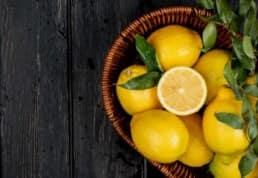 limone maturo